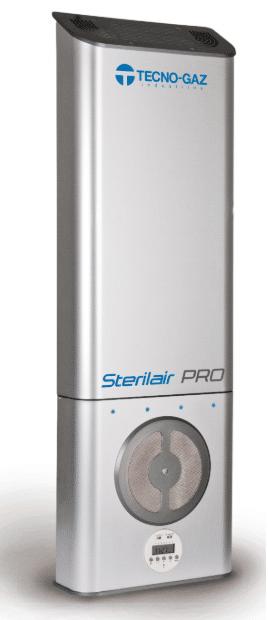 sterilizzatore aria UVC
